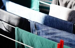 tache de rouille sur un vêtement